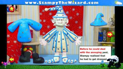 Stampy the Wizard Trailer Thumbnail